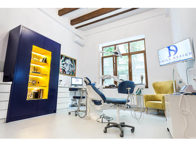 Smile Design Dental Clinic, Bucharest, Romania